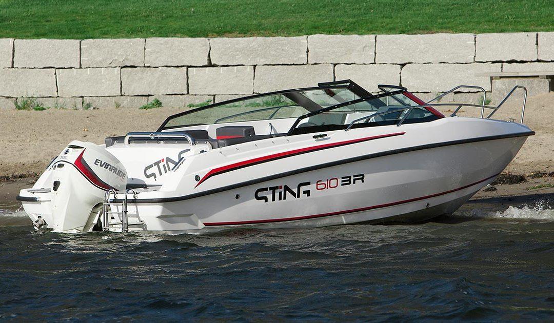 Sting 610 BR
